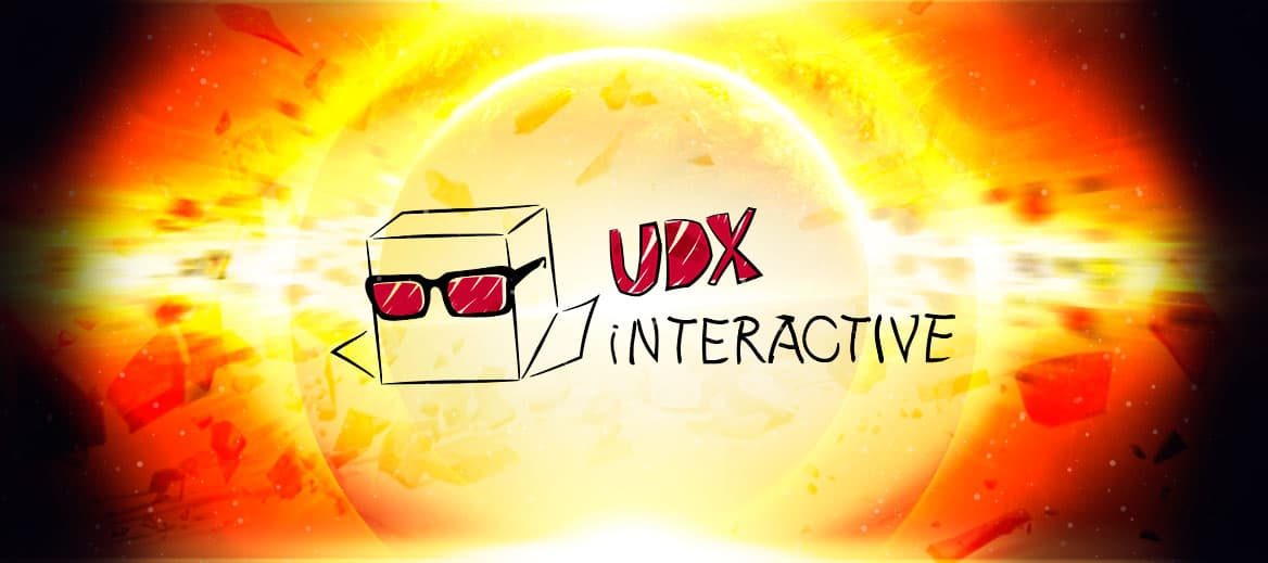 UDX Interactive Explodes on the scene!